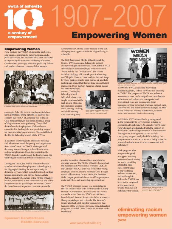 8 Empowering Women Panel