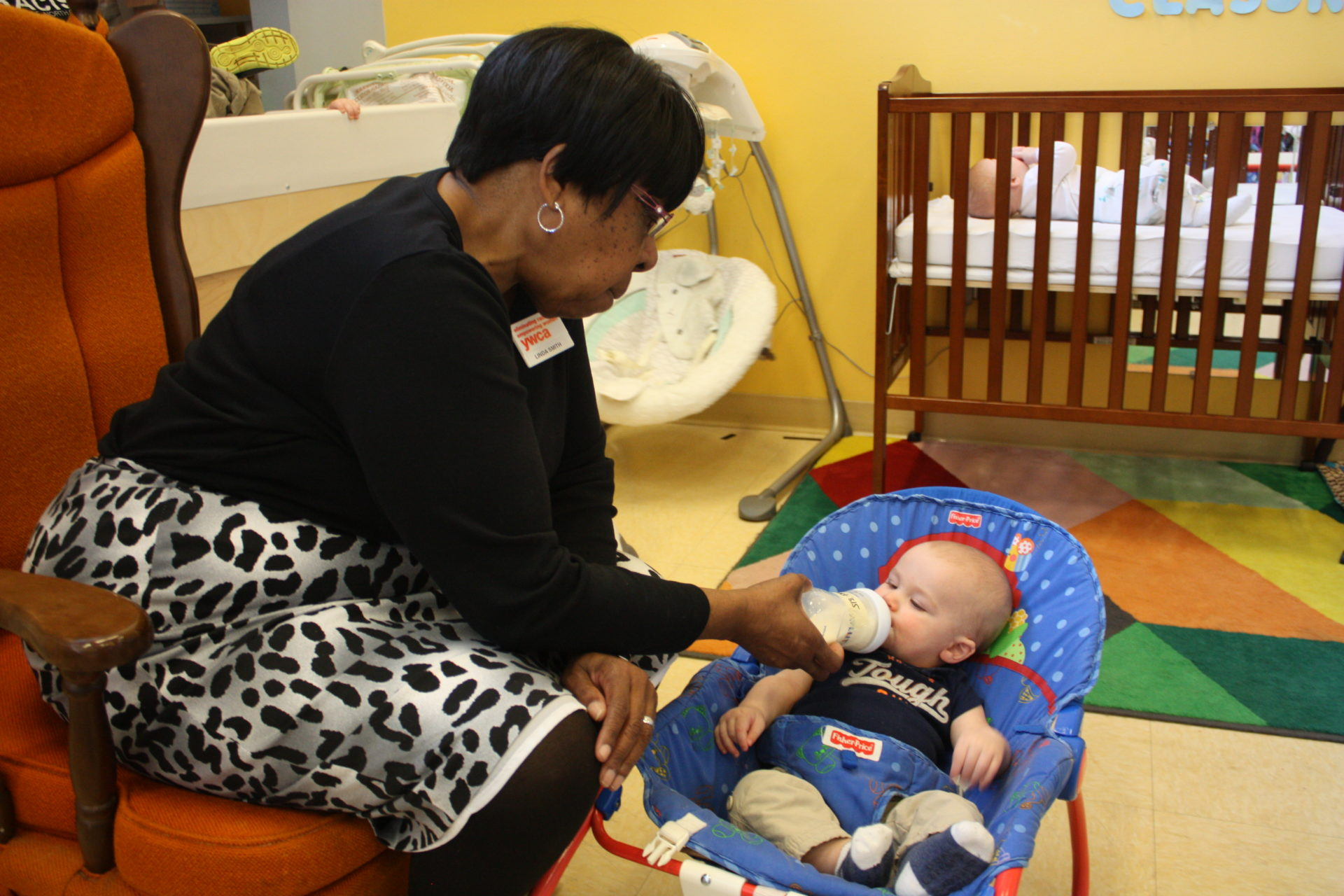 Empowerment childcare offers free childcare for parents in transition