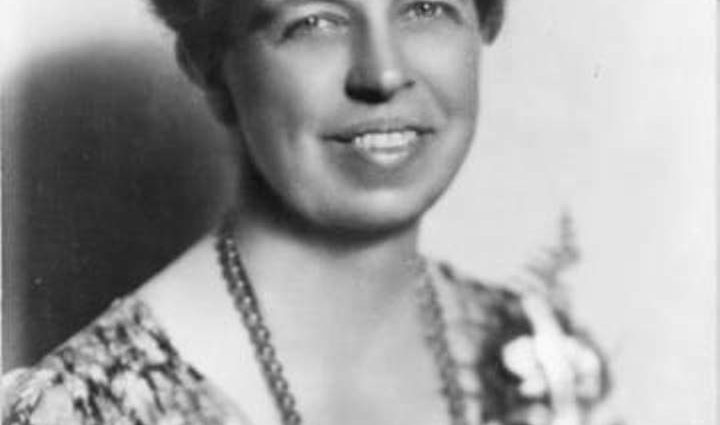 Eleanor Roosevelt portrait