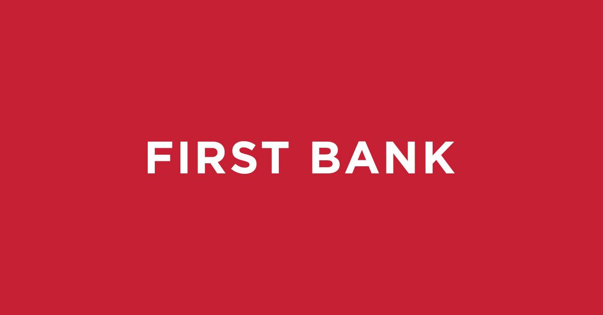 First Bank, YWCA Sponsor