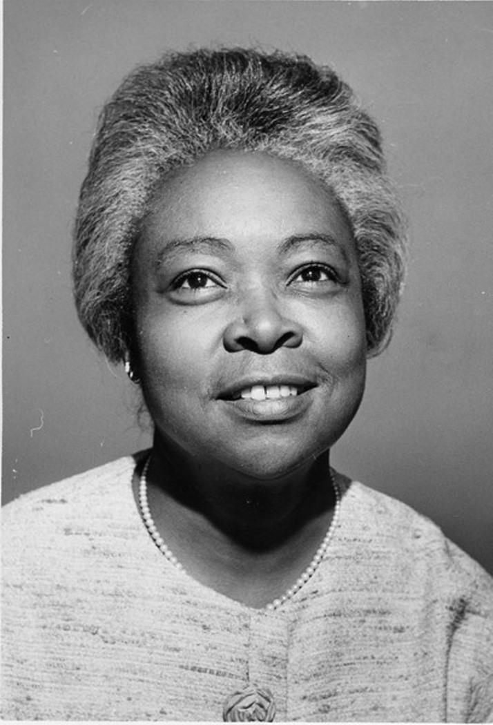 E. Thelma Caldwell portrait