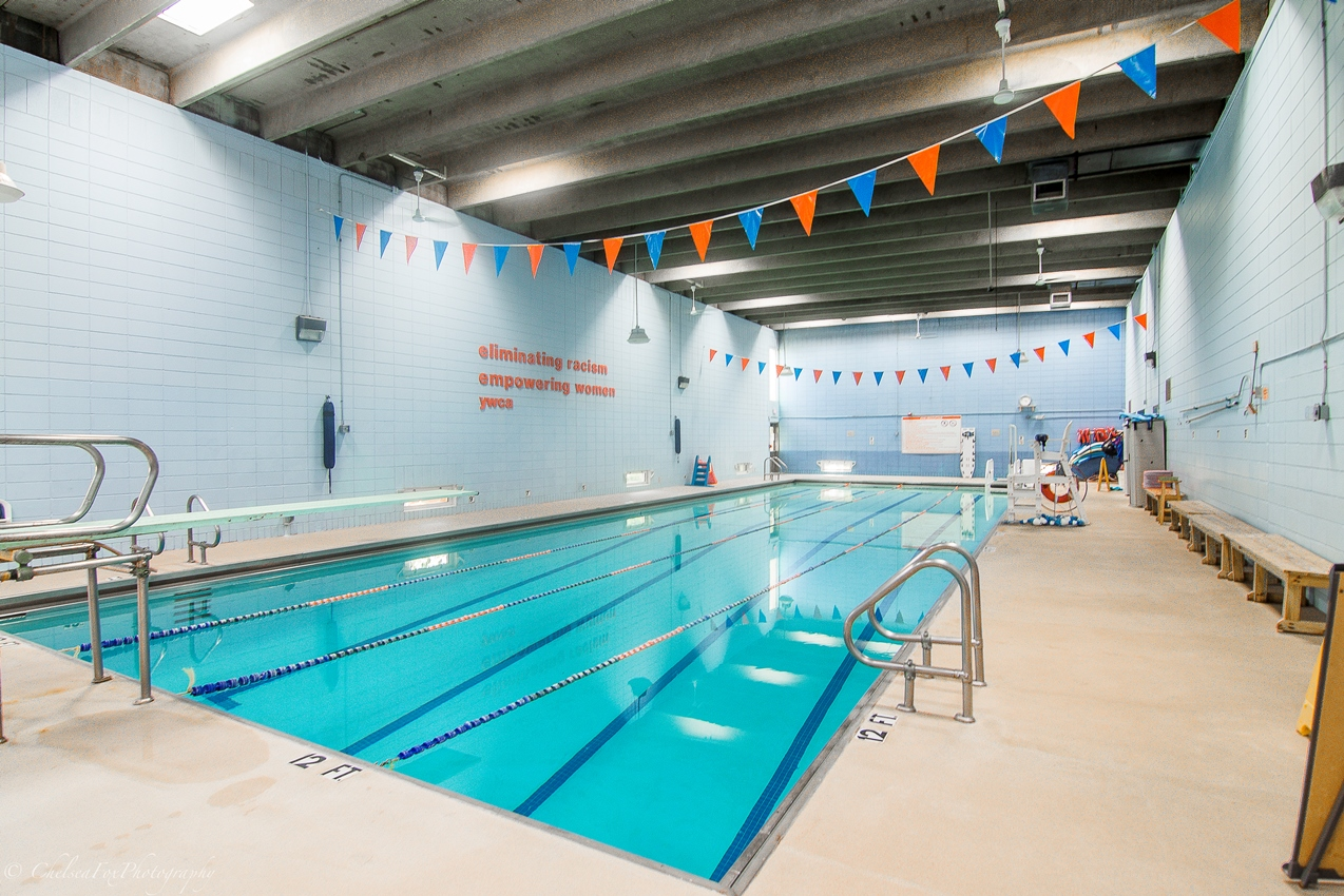 YWCA Aquatics Indoor Pool